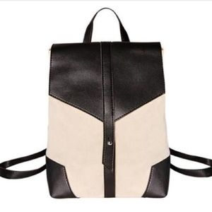Brand new Deux Lux Canvas Backpack